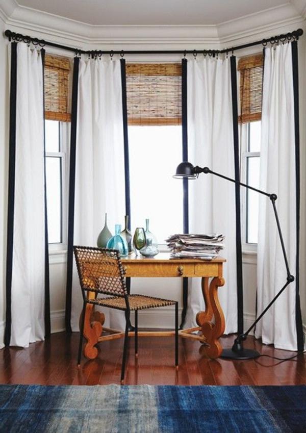 25 moderne gardinen ideen für ihr zuhause - archzine.net