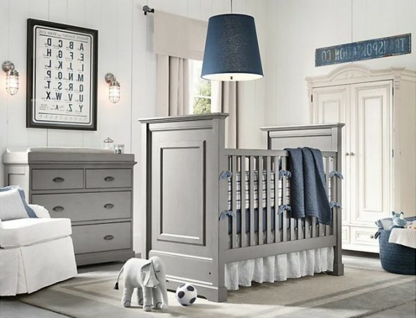 Moderne Luxus Babyzimmer | Loopele.Com