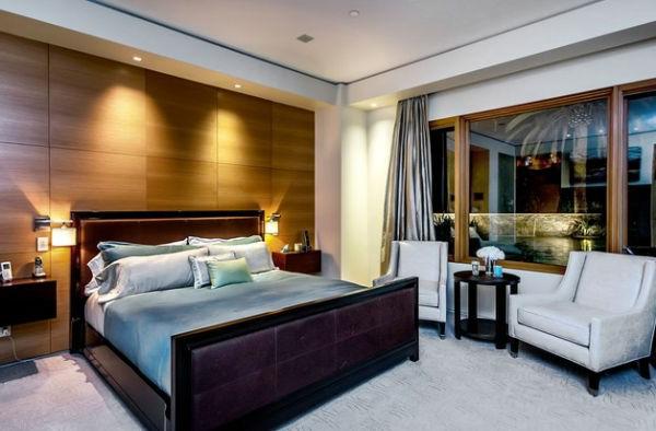 Schaffen Sie Eine Gemütliche Atmosphäre Im Zimmer U2013 Holzwand Ideen |  Wandgestaltung ...