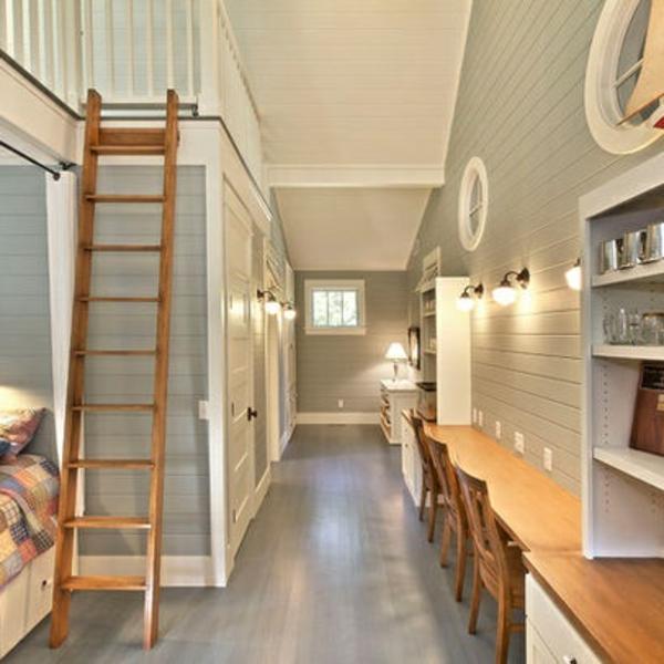 holz dekor treppe. Black Bedroom Furniture Sets. Home Design Ideas