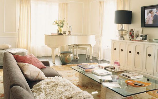 dekoration wohnzimmer design