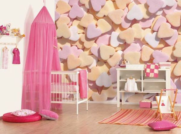 Image Result For Baby Girl Nursery Decorating Ideas Pictures