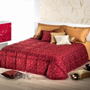 Bettwäsche und Kissen - 35 inspirierende Ideen