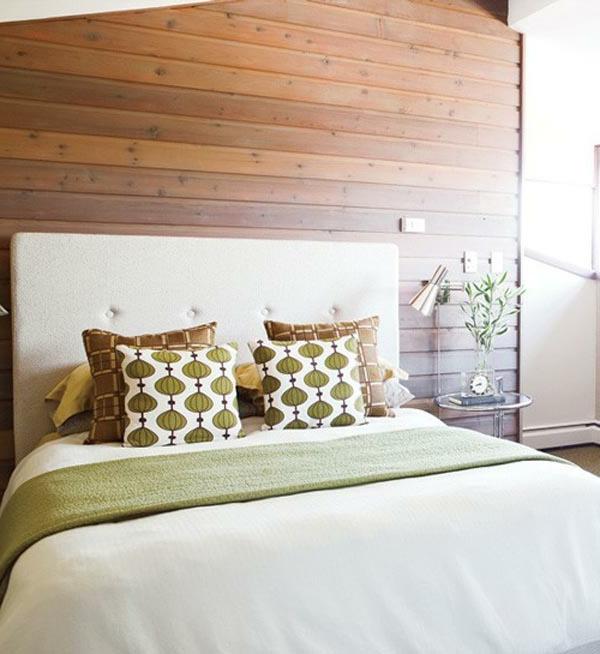 schlafzimme mit  dekorativen kissen gestalten