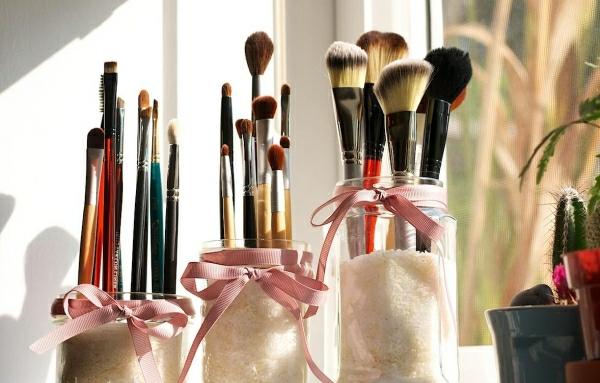 25 kreative schminktisch ideen eleganz und for Halloween zimmerdeko