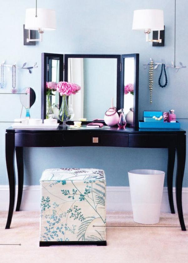 25 kreative schminktisch ideen eleganz und eigenartigkeit