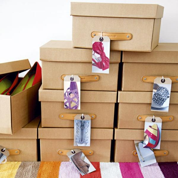 Ideen Für Schuhaufbewahrung idee aufbewahrung küche