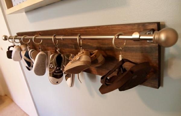 selbermachen - 35 coole schuhaufbewahrung ideen - archzine, Wohnzimmer dekoo