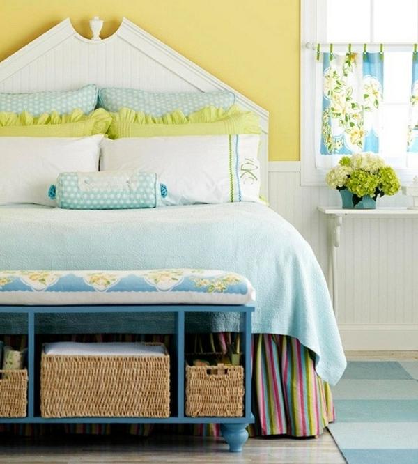 schuhe unter dem bett - im schlafzimmer aufbewahren