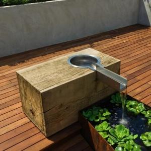 Wasser im Garten - Freude die ganze Familie