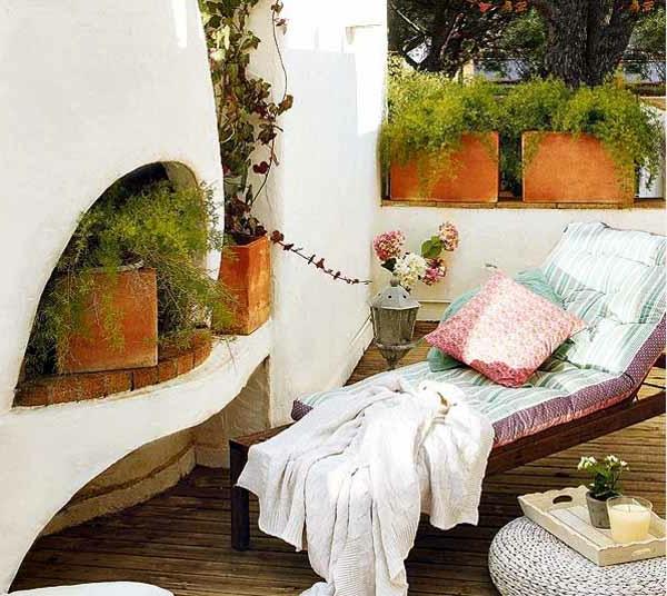 terrasse modern anlegen