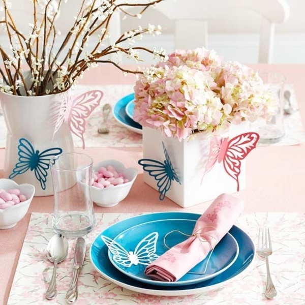 Taupe Farbe Dekorative Ideen Für Ihr Zuhause: 30 Veblüffende Tischdeko Ideen Für Ihr Zuhause