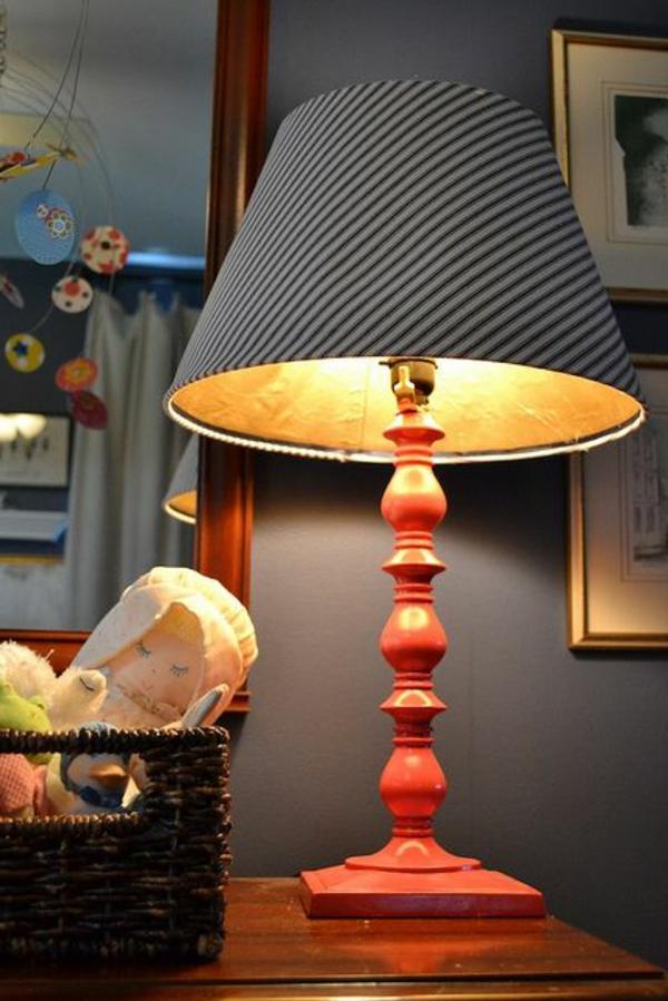 lampe selber machen 30 einmalige ideen. Black Bedroom Furniture Sets. Home Design Ideas