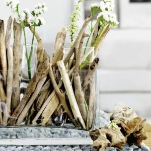 Wunderbare Treibholz Deko, die auch praktisch sein kann - 45 verblüffende Ideen