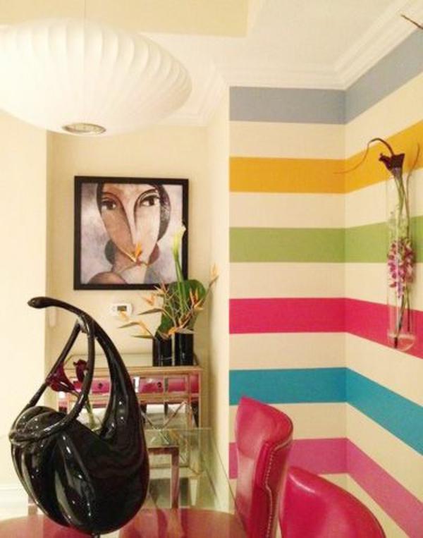 Design Wande Streichen Wohnzimmer Design Streichen Design