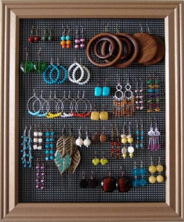 Fotos Aufbewahren 26 kreative schmuckaufbewahrung ideen speziell für damen archzine