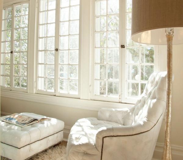 weiße einrichtung fürs wohnzimmer