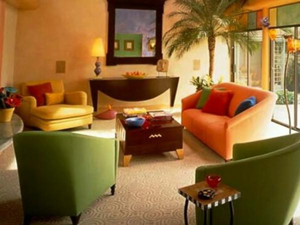 Wohnzimmer Streichen U2013 106 Inspirierende Ideen ...