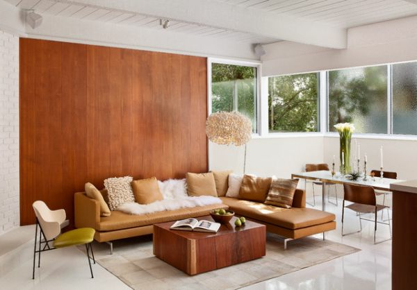 kronleuchter  - modernes wohnzimmer design