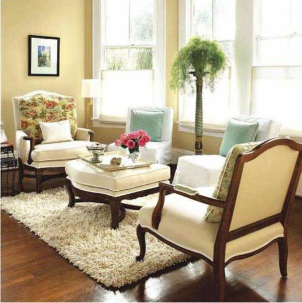 wohnzimmer dekor pflanzen. Black Bedroom Furniture Sets. Home Design Ideas