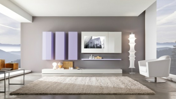 wohnzimmer moderne farben. Black Bedroom Furniture Sets. Home Design Ideas