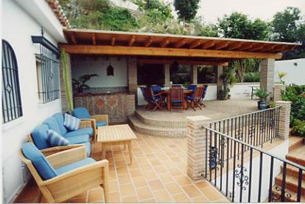 Überdachte terrasse - 48 wunderschöne ideen - archzine, Garten und Bauen