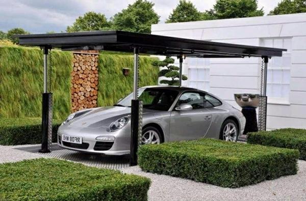 Design Garagen moderne garagen 30 originelle designs archzine