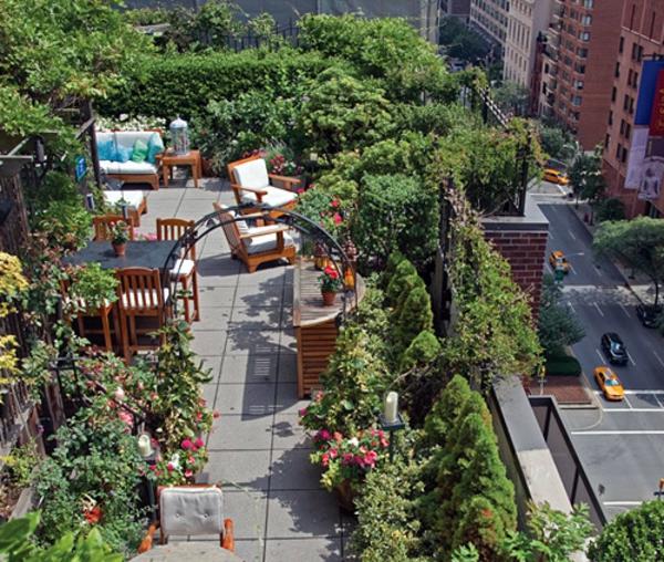 30 gartengestaltung ideen der traumgarten zu hause. Black Bedroom Furniture Sets. Home Design Ideas