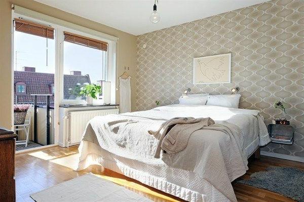 Schlafzimmer Gestalten Ikea : Schlafzimmer Im Skandinavischen Stil  Schlafzimmergestaltenim