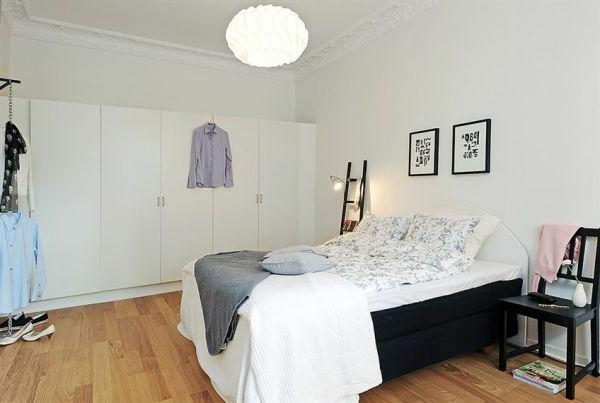 Schlafzimmer-gestalten-im-skandinavischen-Stil-größer-Kleiderschrank