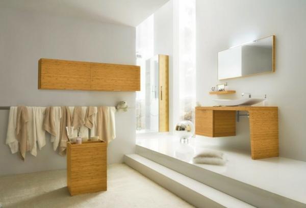 baddesign-gelbe-farbe- hänger für tücher