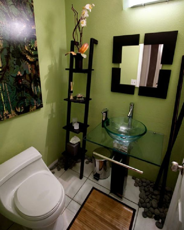 30 Super Ideen Für Kreative Badezimmergestaltung - Archzine.net Kreative Badezimmergestaltung