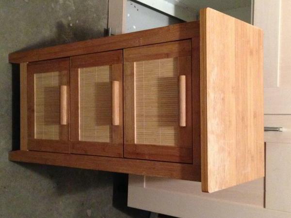 Badschrank bambus  Moderner Badschrank - 30 interessante Bilder - Archzine.net