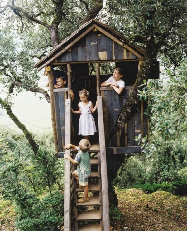 baumhaus bauen schaffen sie einen ort zum spielen f r ihre kinder