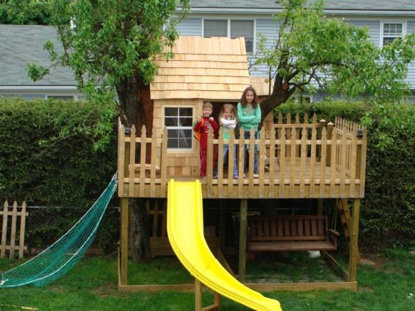 Gartenhaus fur kinder