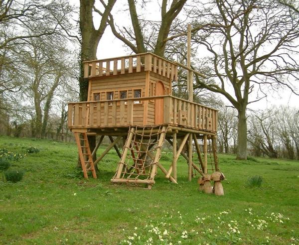 Gartenmobel Holz Bunt : Wenn Sie ein Baumhaus bauen wollen, müssen Sie in erster Linie den