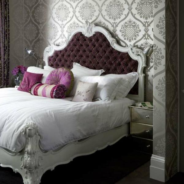 schlafzimmer grau violett ~ Übersicht traum schlafzimmer - Schlafzimmer Grau Violett