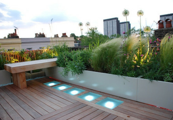 24 neue ideen f r terrassengestaltung for Balkongestaltung ideen