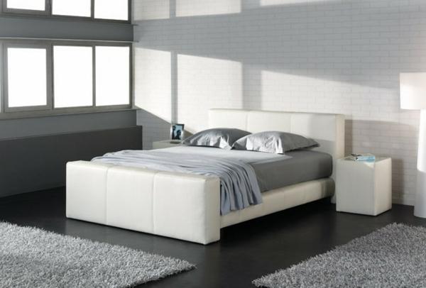 boxspringbett-modern- im schlafzimmer