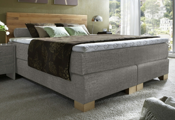 boxspringbett-ultramodernes design