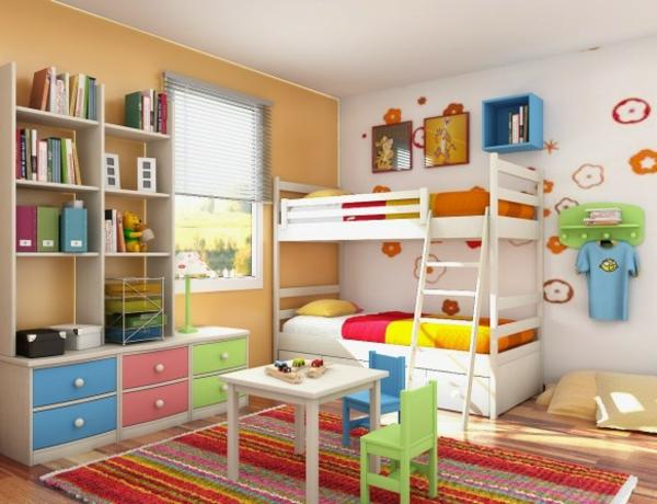 Kinderzimmer Mobel : Kinderzimmer Einrichtung 29 Auffällige Ideen  Archzine.net
