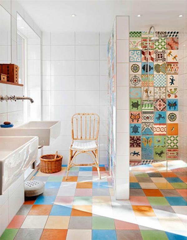 Fliesenlack für Küche und Badezimmer - modern und günstig - Archzine.net