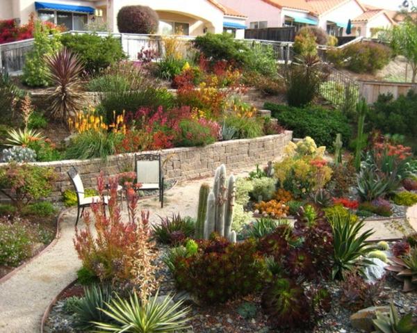 Mediterraner garten m rchenhafte atmosph re schaffen for Design mit pflanzen