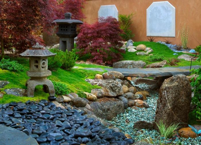 30 gartengestaltung ideen der traumgarten zu hause - Kleingarten anlegen ...