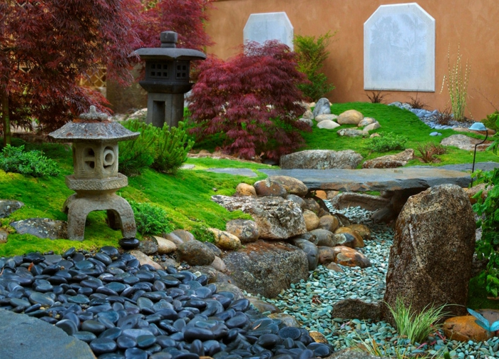 30 gartengestaltung ideen der traumgarten zu hause for Kleingarten anlegen ideen