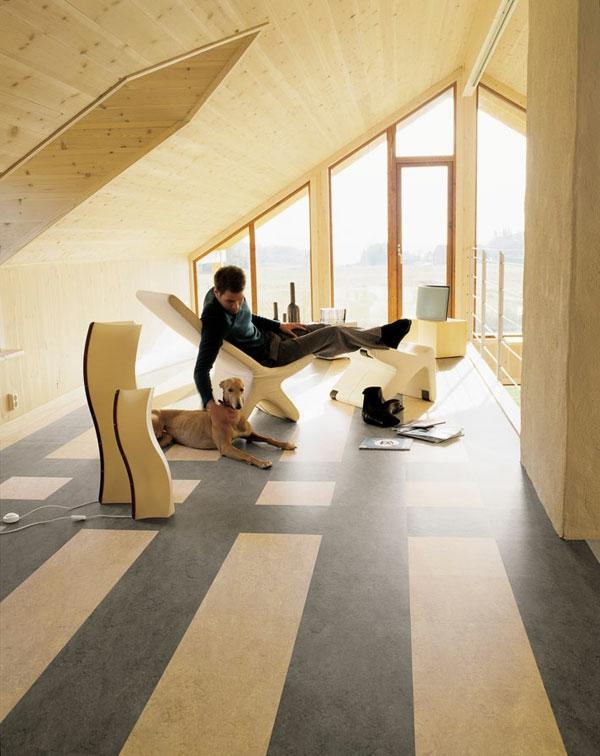 industrieller schick design dachwohnung ~ alle ihre heimat design ... - Industrieller Schick Design Dachwohnung