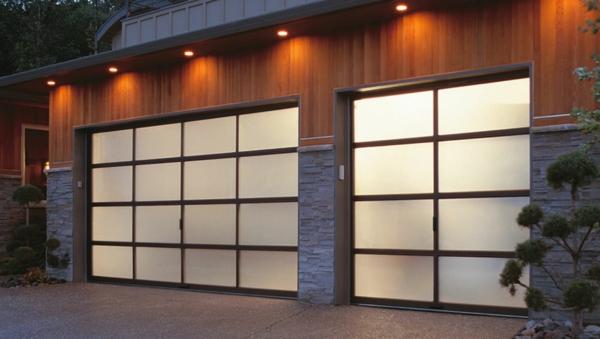 deckenleuchten-moderne-garage