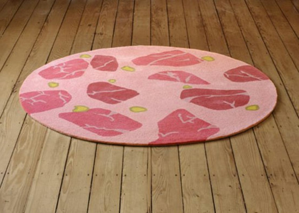 designer-treppe-niedlich-aussehen- rosige farbe