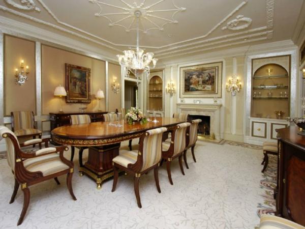 30 unglaubliche esszimmer ideen stil und klasse - Luxus esszimmer ...