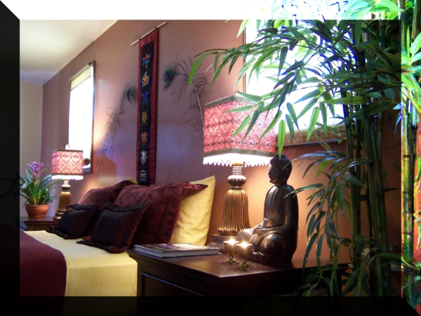 Die Wohnung nach Feng Shui einrichten - 26 kreative Ideen